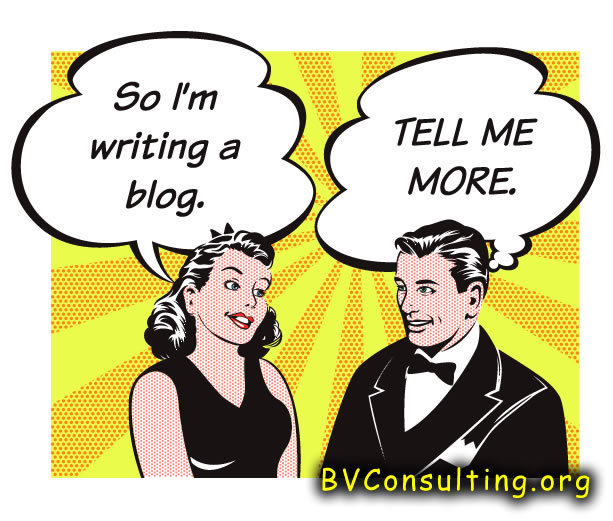 Some Reasons To Start A Blog